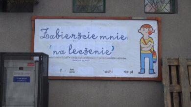 Photo of Problematyczny billboard