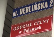 Photo of Co z puławskim Oddziałem Celnym?