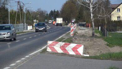 Photo of Powstaje chodnik w Parchatce