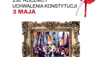 Photo of Stwórz plakat na Rok Konstytucji 3 maja