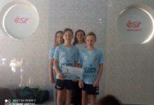 Photo of Sekcja pływacka Wisły z kolejnymi medalami