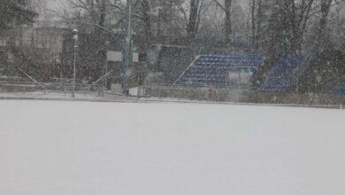 Photo of Zima zaskoczyła sportowców – mecz z Siarką przełożony