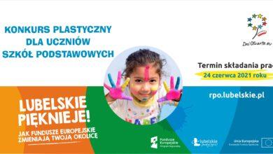 Photo of Jak Fundusze Europejskie zmieniają Twoją okolicę? Konkurs plastyczny dla dzieci