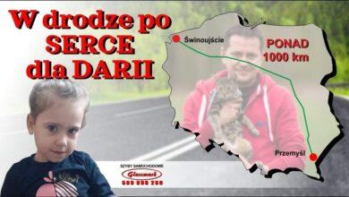 Photo of Przez Puławy po serce dla Darii [VIDEO]