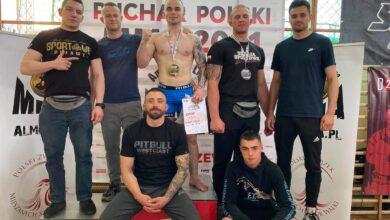 Photo of Weekendowe sukcesy Sportowych Puław