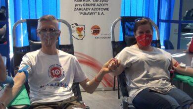 Photo of Oddali krew dla chorych dzieci [VIDEO]