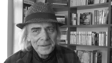 Photo of Zmarł poeta Sławomir Rudnicki
