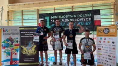 Photo of Sukcesy wojowników Sportowych Puław