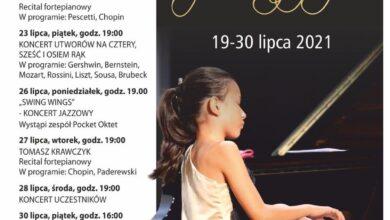 Photo of Pianiści zawitają do Nałęczowa