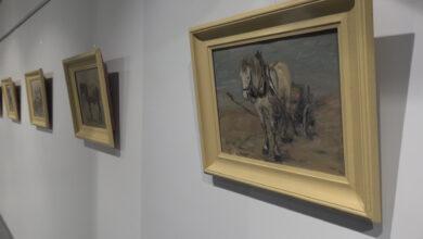 Photo of Wystawa malarstwa Piotra Floriana Myślickiego