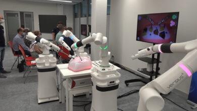 Photo of Lekarze testowali robota chirurgicznego [VIDEO]