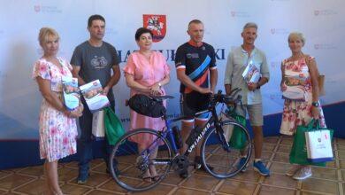 Photo of Powiat wyróżnił najaktywniejszych rowerzystów [VIDEO]