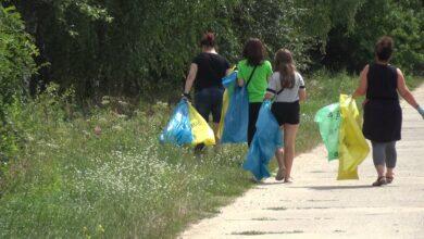 Photo of Wolontariusze wysprzątali pobocze ul. Powstańców Listopadowych [VIDEO]