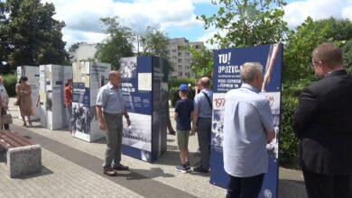 Photo of Wystawa IPN w Parku Solidarności [VIDEO]