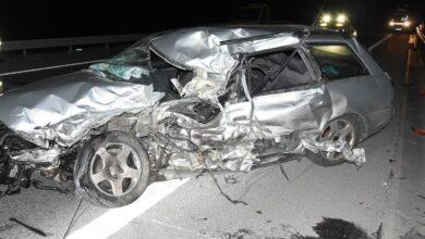 Photo of Śmiertelny wypadek w Kajetanowie