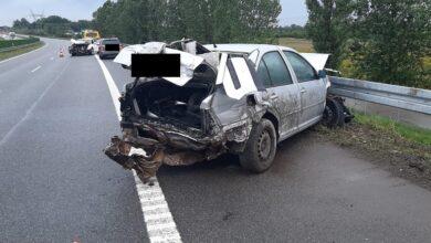 Photo of Wypadek na S12 [VIDEO]