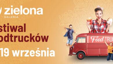 Photo of Smaczna jesień w Galerii Zielonej – Festiwal Foodtrucków