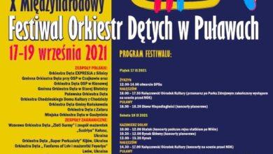 Photo of 10. Festiwal Orkiestr Dętych już w najbliższy weekend