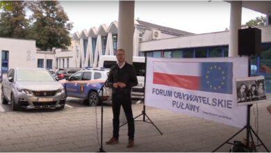Photo of Forum Obywatelskie obchodziło rocznicę Sierpnia [VIDEO]