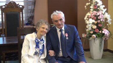 Photo of Medale za długoletnie pożycie małżeńskie [VIDEO]