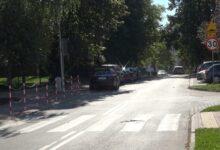Photo of Chodnik przy ulicy rotm. Pileckiego prawie gotowy