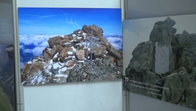 """Photo of """"Symbole religijne w górach"""" – wystawa w Domu Chemika [VIDEO]"""
