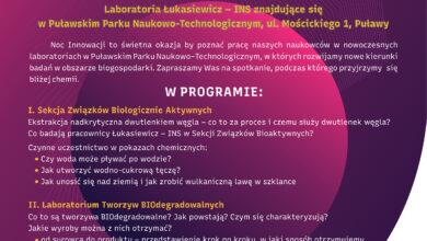 Photo of Noc Innowacji w Puławach