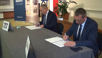 Photo of Grupa Azoty Puławy podpisała kolejną umowę z ZST [VIDEO]