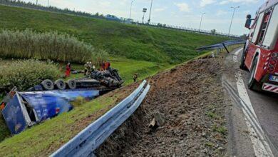 Photo of Wypadek na S17 [VIDEO]